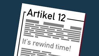 Artikel 12 und Zeitreisen in langsam