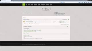 How to change simple machines forums theme