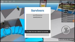 Roblox EP#1 survive the disasters with/jack bez