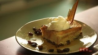 Bourbon Bread And Butter Pudding Recipe | Hungry Brothers