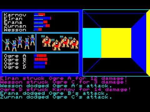 The forgotten origins of JRPGs on the PC   PC Gamer