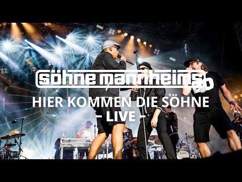 Söhne Mannheims - Hier kommen die Söhne // EVOLUZION Live [Live]