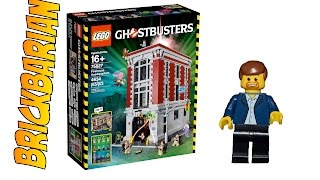 Lego Investing Set 75827 Ghostbusters Headquarters