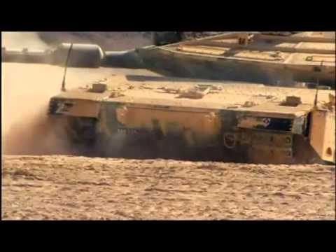 Merkava Mark IV MBT (Israel)