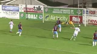 Drogheda United 2-3 Cork City - 24th September 2013