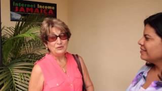 Dawn Azan talks about making money onlin...