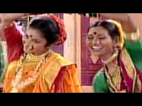 Gauri Nighalya Maheri - Ghagar Ghumu De, Marathi Gauri Ganpati Song