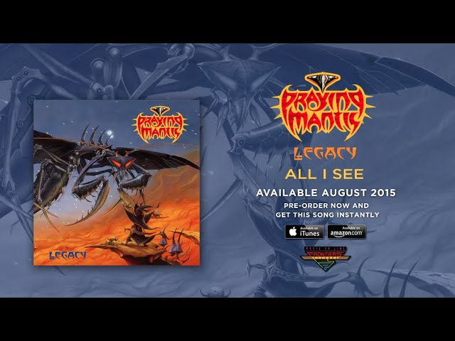 """Praying Mantis """"All I See"""" (Official Audio)"""
