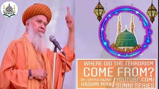Where did the terrorism come from ? By Sayyed Hashmi Miya