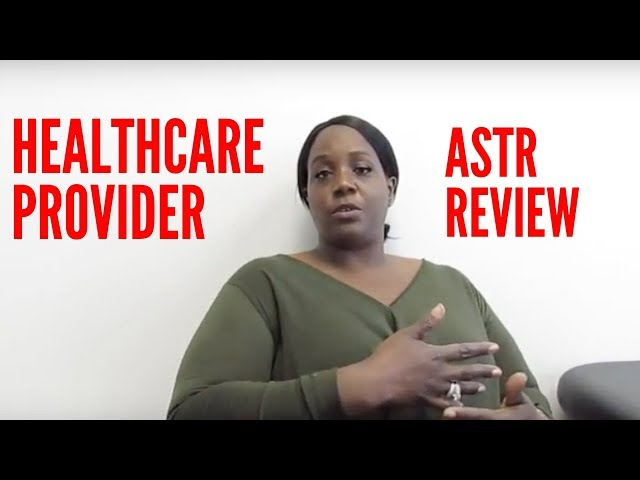 Healthcare Provider Reviews Advanced Soft Tissue Release (ASTR)