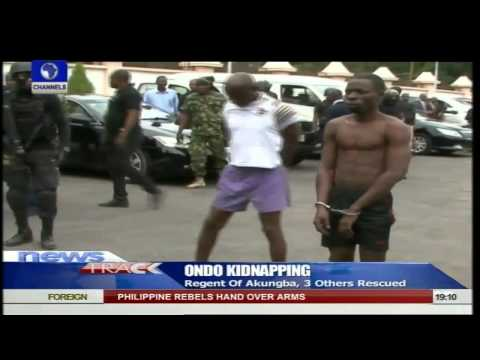 Edo Police Nab Suspects Behind Regent Of Akungba Kidnapping