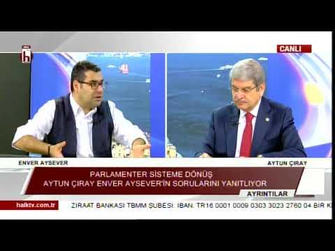 İKİNCİ TURA AKŞENER KALIRSA NE OLUR? / ENVER AYSEVER İLE AYRINTILAR - AYTUN ÇIRAY