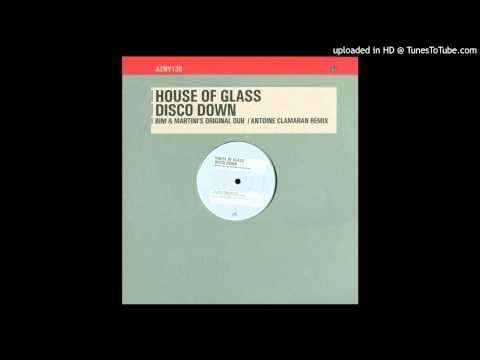 House of glass - Disco down