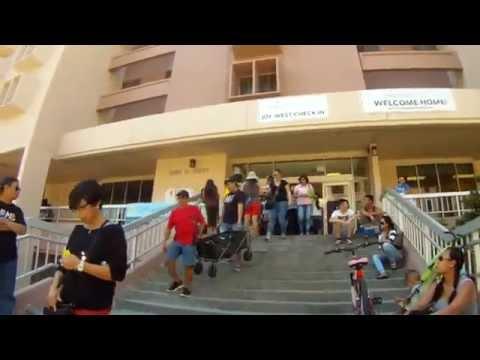 SJSU Move in day 2014