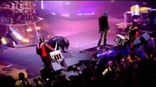 Slipknot -  The Blister Exists MTV World Stage Sub. Es.