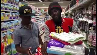 Chief Imo shopping for my girl friend - Chief Imo Comedy
