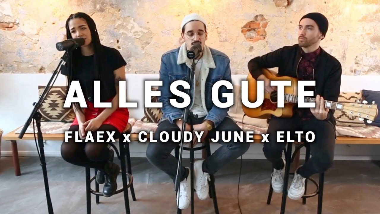 Alles Gute (FREA Akustik Session) • Vegan Music by Flaex, Cloudy June & Elto