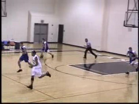 NORTHEAST CHRISTIAN ACADEMY(62) vs. Sweetwater (41) 12-6-03 on DVD