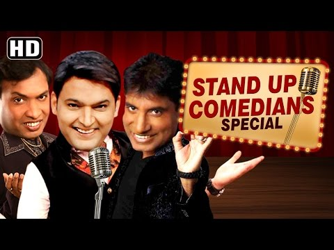 Bollywood Top Stand Up Comedians {HD} Ft - # Kapil Sharma | Raju Rivastav | Sunil Pal