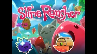 Crystal laboratory! Lets Play Slime Rancher/#05/Triforcetyp