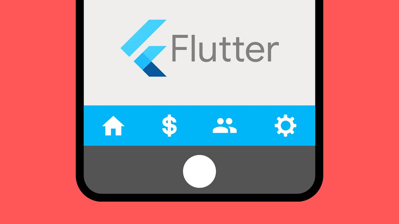 How to create a Bottom Navigation Bar in Flutter (Android Studio 2020)