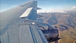 Landing in 10,800 ft! Peruvian Boeing 737-200 [OB-1851-P] Landing in Cusco Airport