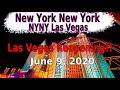 New York New York NYNY Las Vegas Reopening Review - Jun 9, 2020