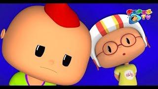 Pepee - Bibii Ekee'yi Üzünce - Çocuk Şarkıları & Çizgi Film | Düşyeri