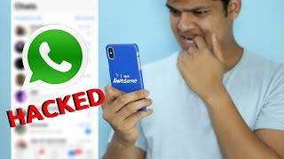 Hack Someone's WhatsApp From Their Mobile Number ? Sad Reality