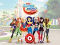 DC Super Hero Girls™ - iPad app demo for kids - Ellie