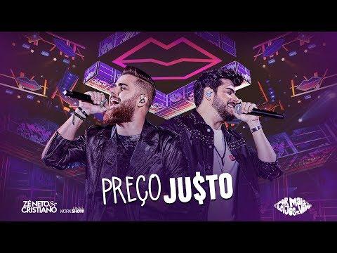 Zé Neto e Cristiano - PREÇO JUSTO - DVD Por mais beijos ao vivo