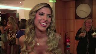 Repeat youtube video Brazil's best buttocks at Miss BumBum 2013 pageant.