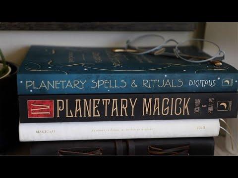 Planetary Magick || Book Reviews