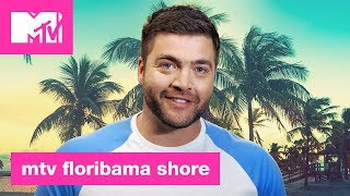 The Challenge's CT Gives Advice to the MTV Floribama Shore Cast | MTV Floribama Shore | MTV