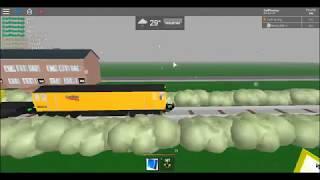 ROBLOX | CarlRail Rail Grinder Tonham - Carlton | FULL JOURNEY