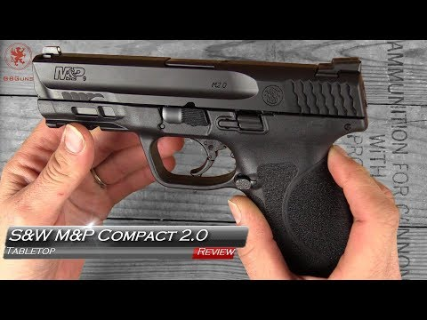 S&W M&P Compact 2.0 Tabletop Review