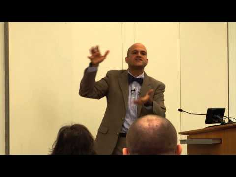 Farzad Mostashari, Keynote speaker at Johns Hopkins Symposium on Population Health Informatics
