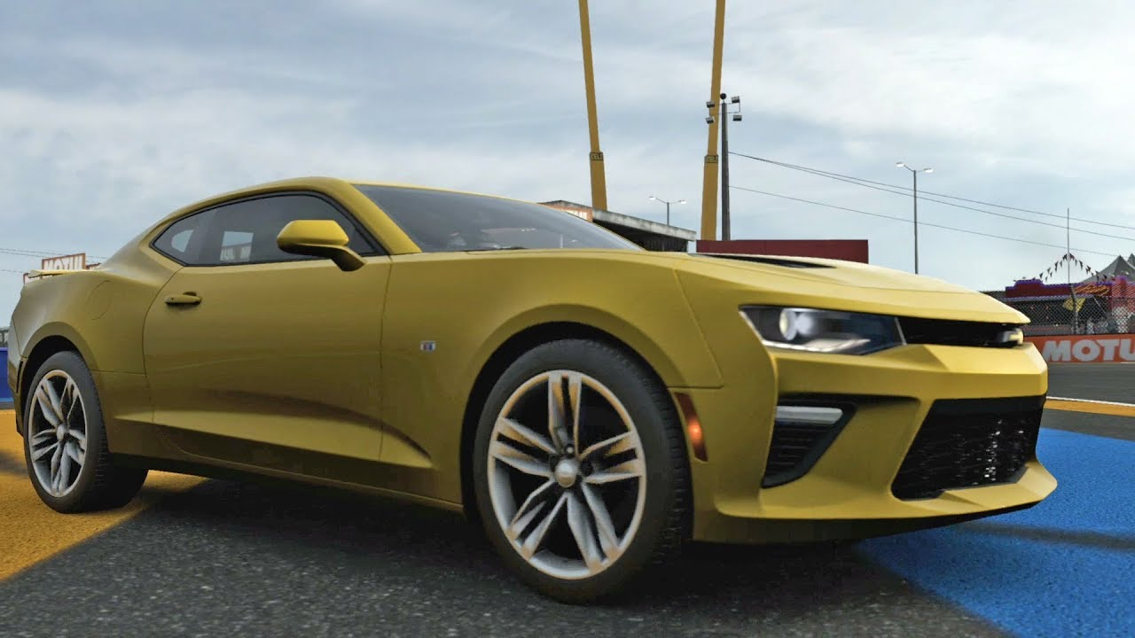 Forza Motorsport 7 Chevrolet Camaro Ss 2016 Test Drive Gameplay Hd 1080p60fps Youtube