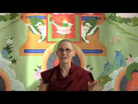 54 Green Tara Retreat: The Antidotes to Fear 01-26-10