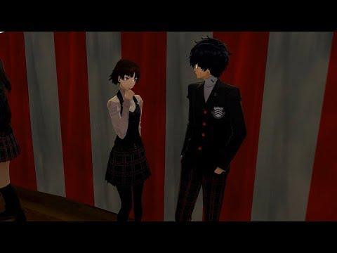 Persona 5 - All School Festival Dates