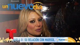 vuclip Lorenzo Méndez habló de su video con Marisol Terrazas | Un Nuevo Día | Telemundo