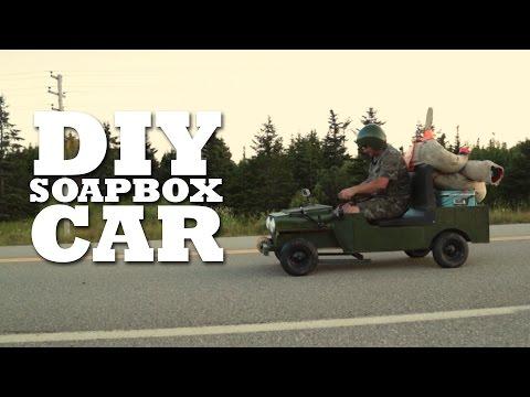 DIY Soapbox Car