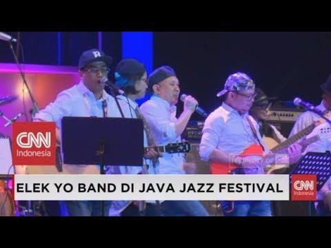 Keren! Band Menteri Presiden Jokowi; 'Elek Yo Band' di Java Jazz Festival Mp3