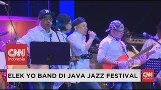 Download Mp3 Keren! Band Menteri Presiden Jokowi; 'elek Yo Band' Di Java Jazz Festiva