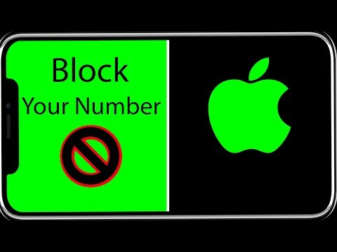 Video tutorial on how to block numbers on the iPhone. I also walk you through the process of unblock.