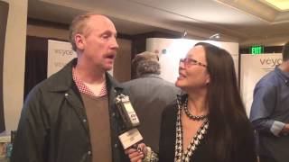 "Matt Walsh ""Veep"" at Secret Room Events Red Carpet Style Lounge"