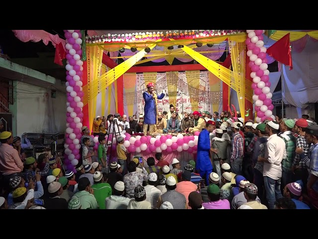 Rooh ke panchhi ka jismo new latest naat e paak by mufti syyed shajar ali madari makanpuri.