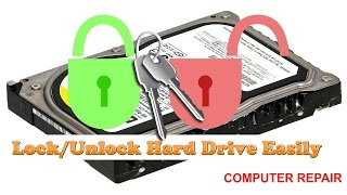 How To Hide Or Unhide  Hard Drive Easily ✔ Easy Method ✔ New-2017