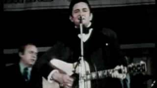 Johnny Cash - Folsom Prison Blues - 1968