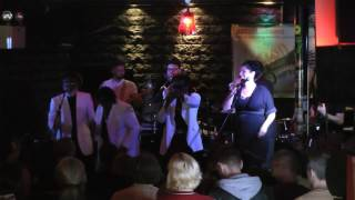 The Silvertones with The Easy Snappers - Guns fever (LIVE)